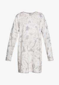 Missguided - TIE DYE DRESS - Day dress - cream - 4