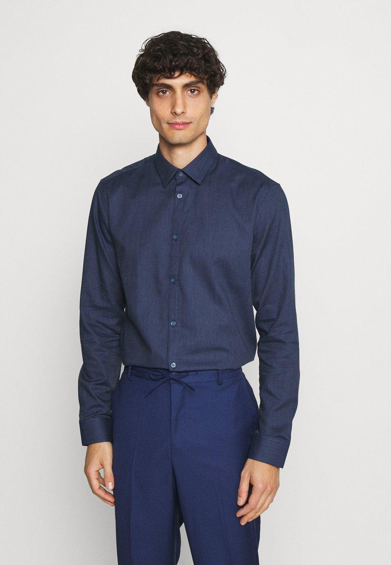 Esprit Collection - STICHT - Skjorta - navy
