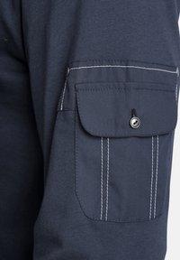 Jan Vanderstorm - JELLE - Polo shirt - dark blue - 5