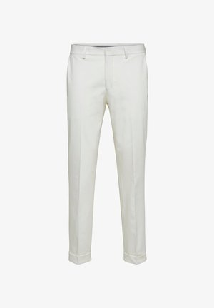 Trousers - egret