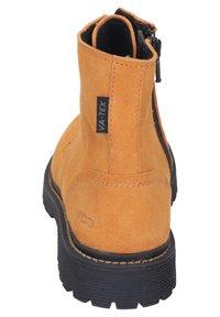 Vado - Lace-up ankle boots - orange - 2