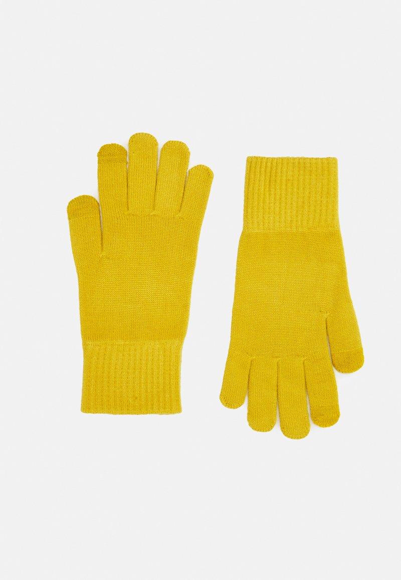 Marks & Spencer London - SOFT GLOVE - Gloves - ochre