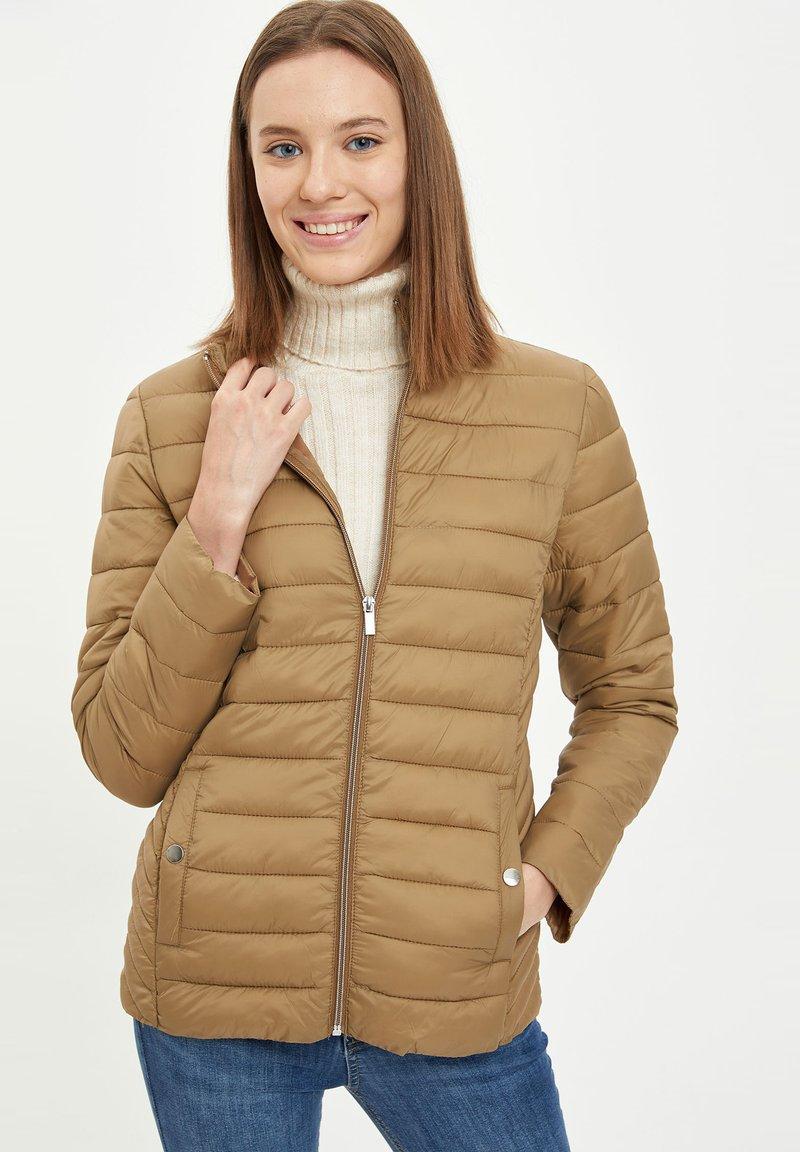 DeFacto - Winter jacket - beige