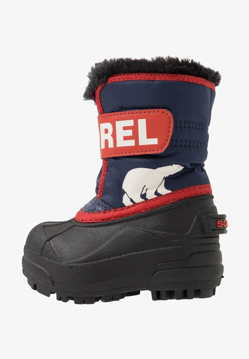 Sorel - CHILDRENS - Winter boots - nocturnal/sail red