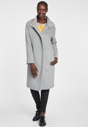 Classic coat - grey/yellow