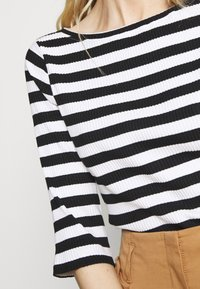 Anna Field - Long sleeved top - black/white - 5