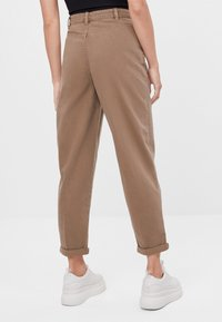 Bershka - Bukser - brown - 2