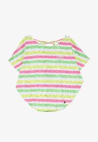Vingino - ILENE - Print T-shirt - neon pink - 3