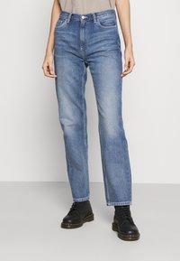Carhartt WIP - MITA PANT - Straight leg jeans - blue - 0