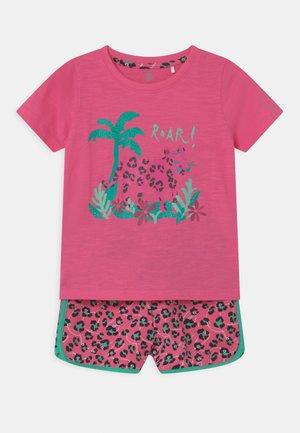 GIRLS SET - T-shirt imprimé - azalea pink