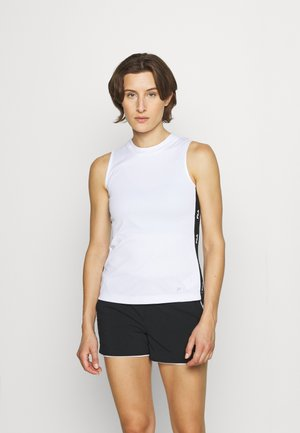 LYLA - T-shirt sportiva - white