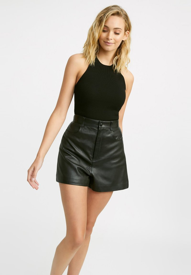 Kookai - Shorts - z2-noir