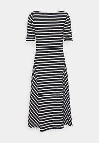 Lauren Ralph Lauren - Jersey dress - black/white - 7
