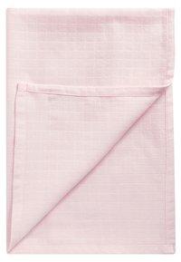 Next - MUSLIN SQUARES 4 PACK - Muslin blanket - pink - 4
