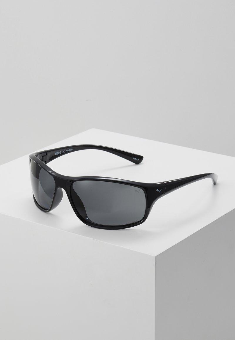Puma - Sunglasses - black/smoke