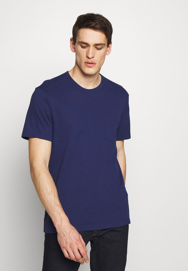 POCKET - Basic T-shirt - cosmos