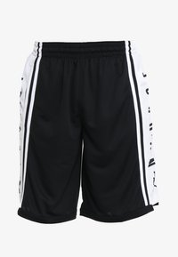 Jordan - BASKETBALL SHORT - Träningsshorts - black/white/black - 4