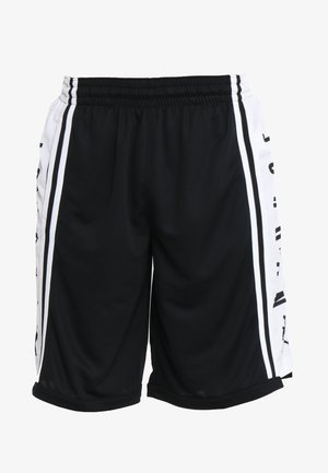 BASKETBALL SHORT - kurze Sporthose - black/white/black
