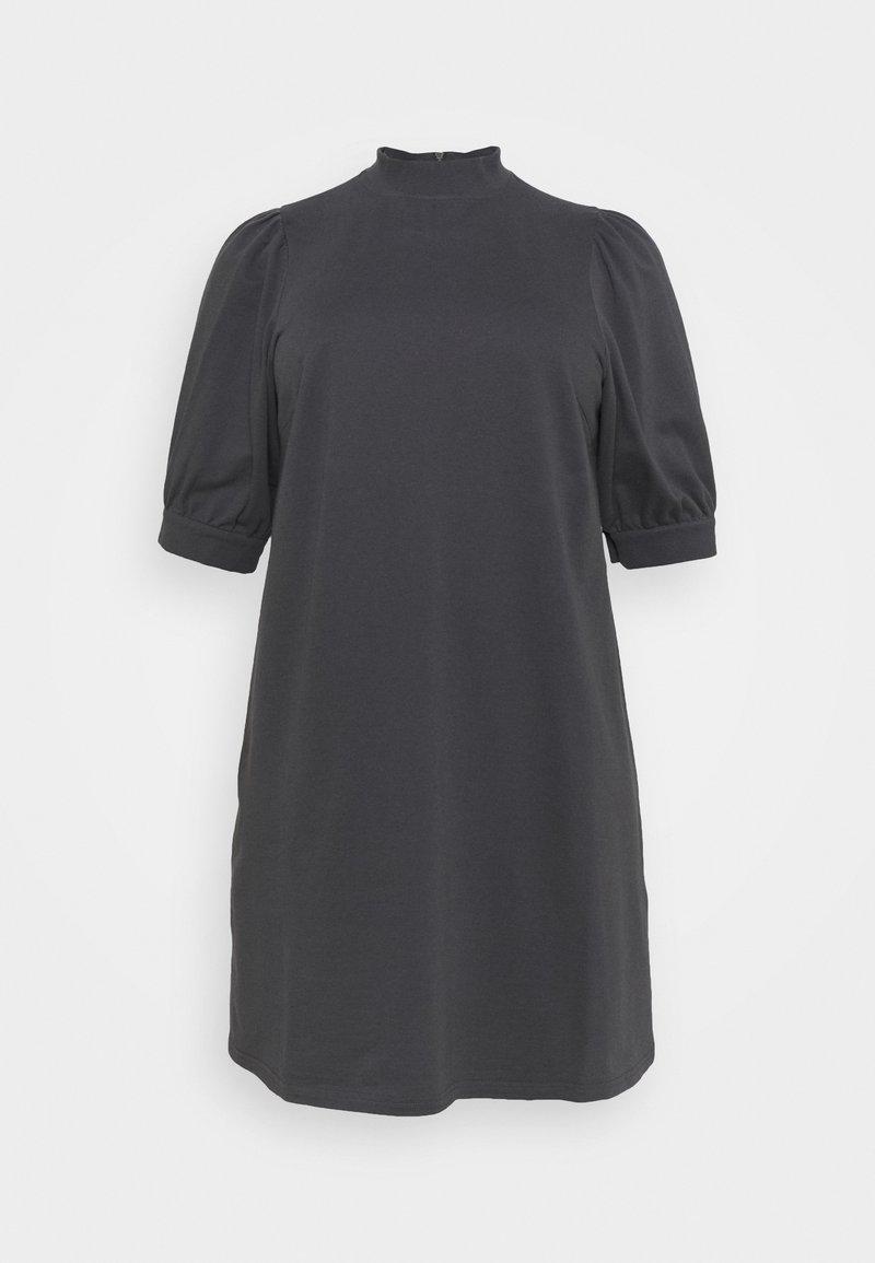 Zizzi - XALICJA DRESS - Day dress - asphalt