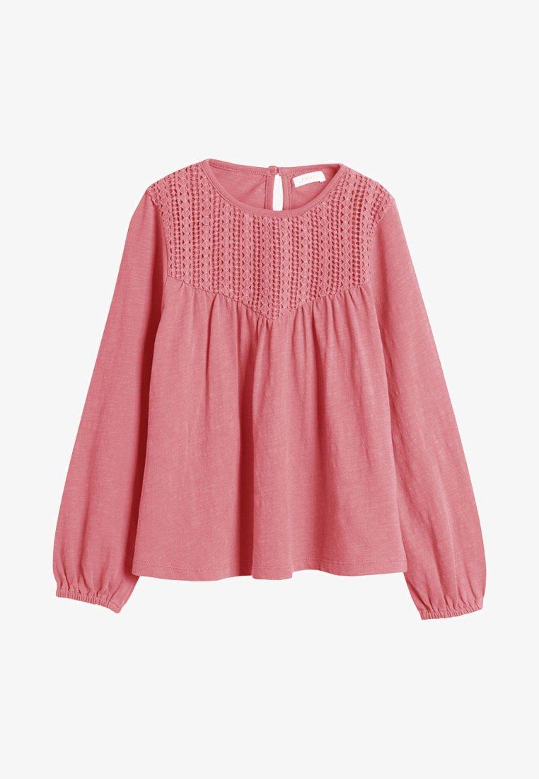 Next - Blouse - pink