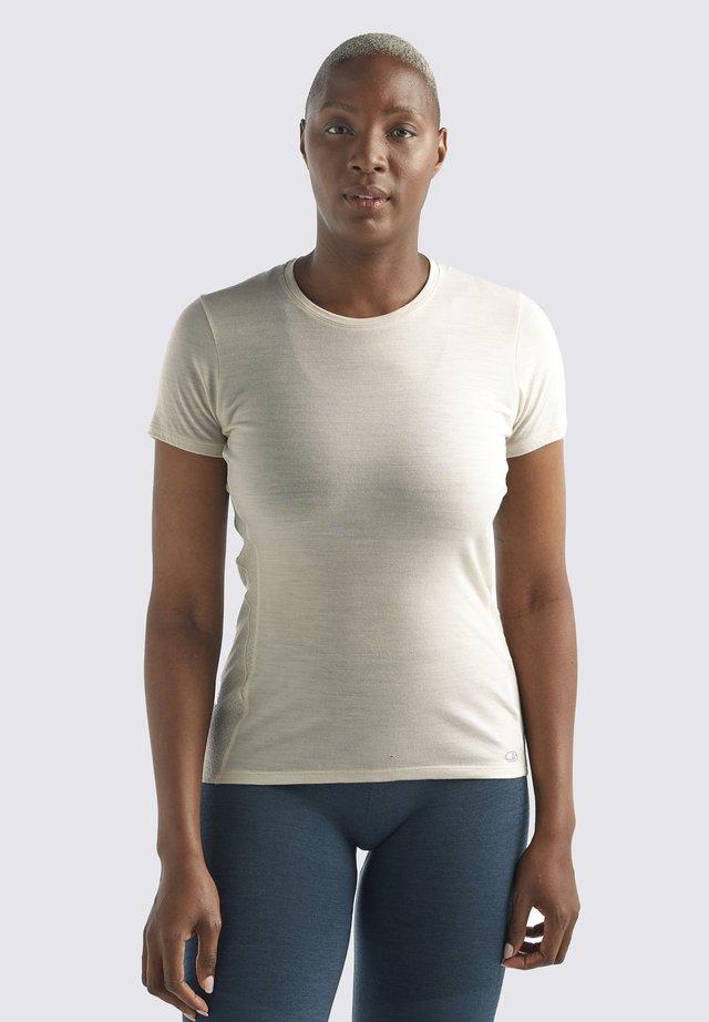 W AMPLIFY SS  - T-shirt basic - twig