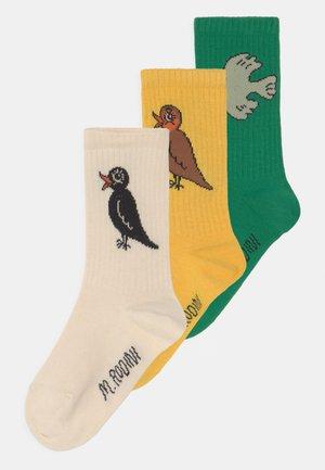BIRDSWATCHING 3 PACK UNISEX - Sokken - multi-coloured