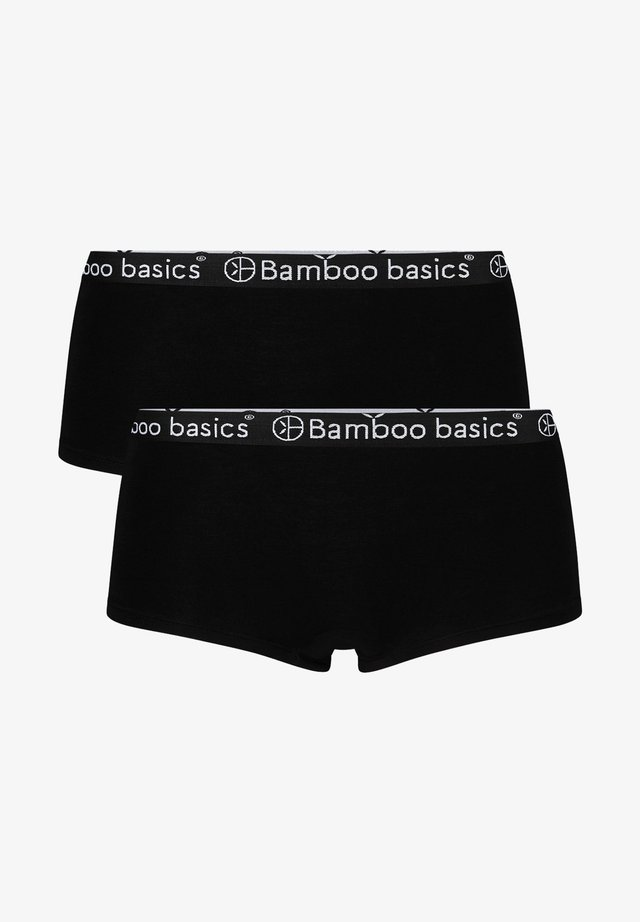 2 PACK - Slip - black