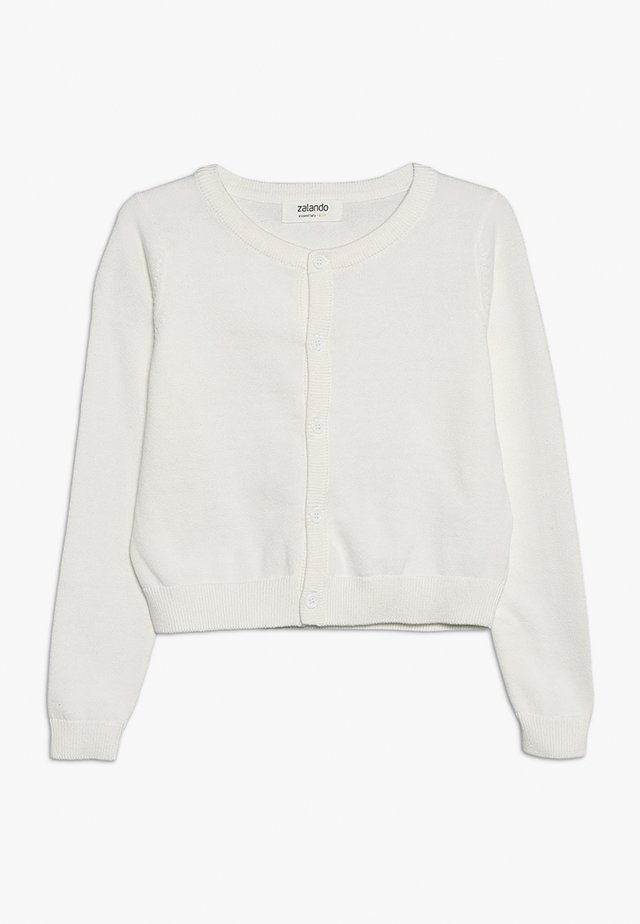 Cardigan - winter white