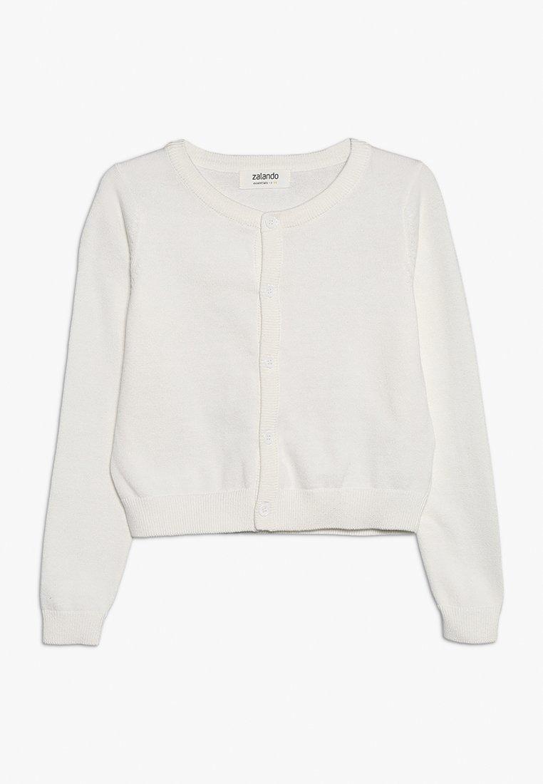 Zalando Essentials Kids - Cardigan - winter white