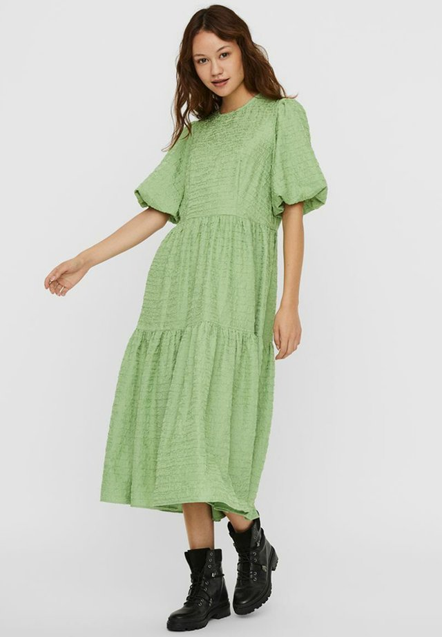 Maxi dress - forest shade