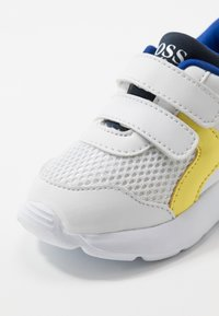 BOSS Kidswear - Lauflernschuh - white/yellow - 5