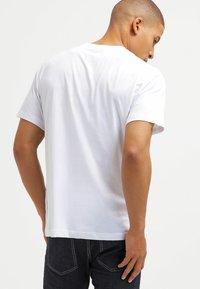 Dickies - 3PACK - Basic T-shirt - white - 3