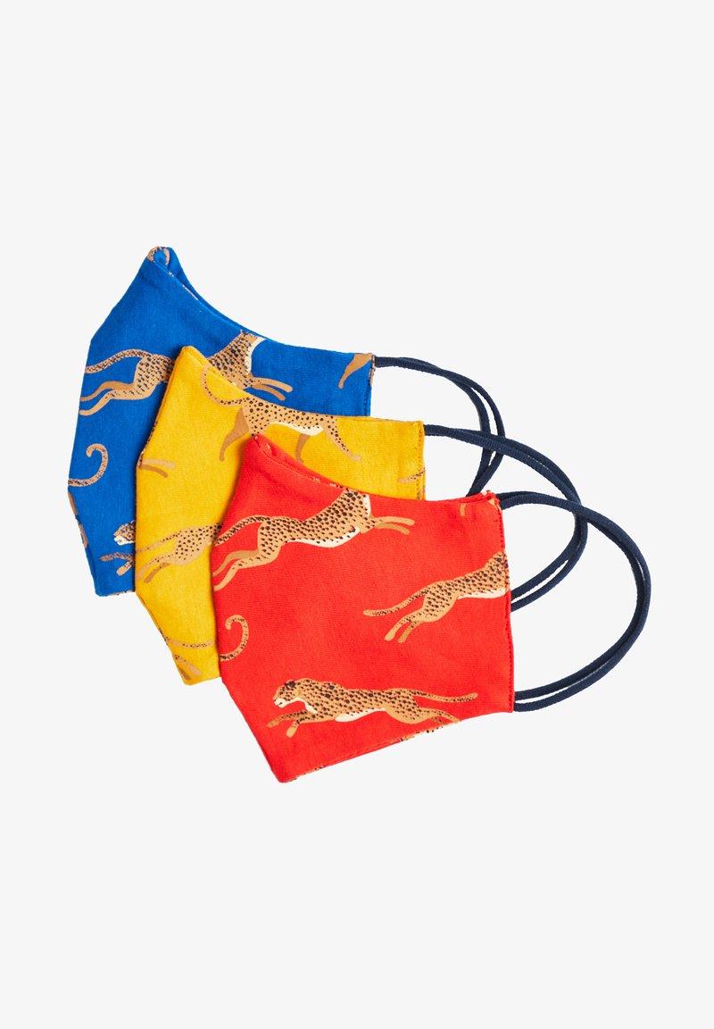 WE Fashion - 3-PACK - Stoffen mondkapje - multi-coloured