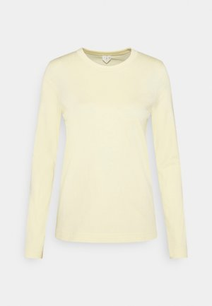 LONGSLEEVE - Long sleeved top - yellow