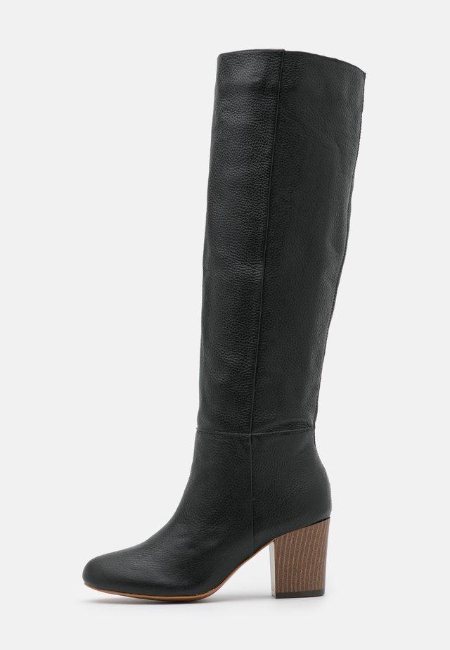 SUPER NOVA - Høje støvler/ Støvler - black