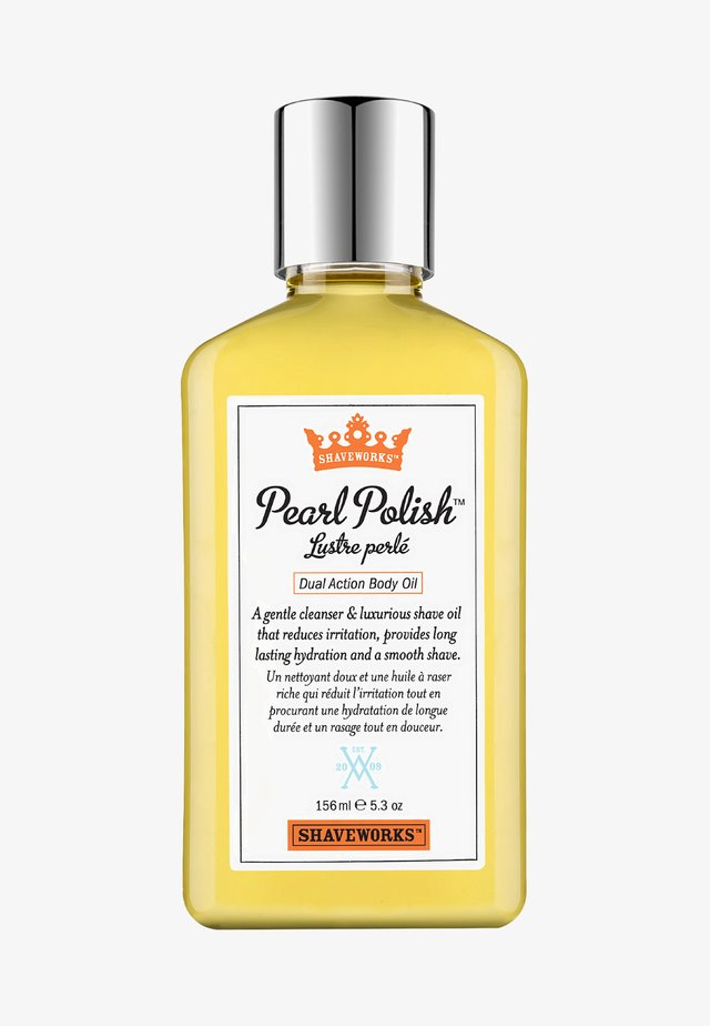 PEARL POLISH DUAL ACTION BODY OIL 156ML - Hair removal - -