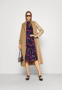 Diane von Furstenberg - ATHENA - Denní šaty - medium black - 1