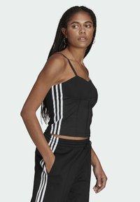 adidas Originals - CORSET - Top - black - 2