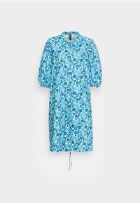 Résumé - FARAH DRESS - Denní šaty - light blue - 3