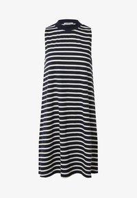 EDITED - ALEANA - Jersey dress - weiß - 4