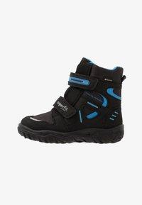 Superfit - HUSKY - Winter boots - schwarz/blau - 0