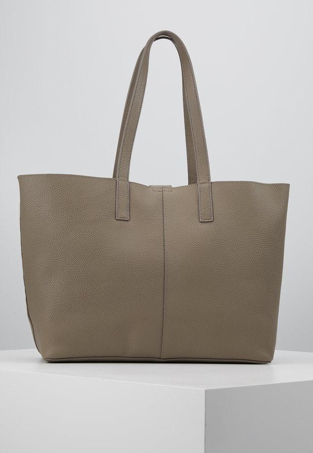 CARLI - Shopper - cold grey