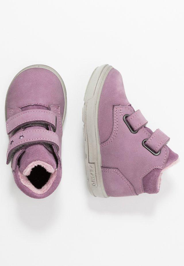 ALEXIA - Vysoké tenisky - purple