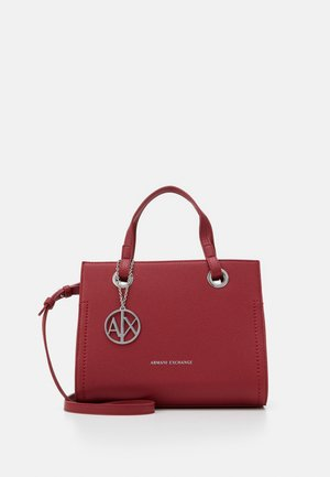 SMALL SHOPPING - Handbag - corallo