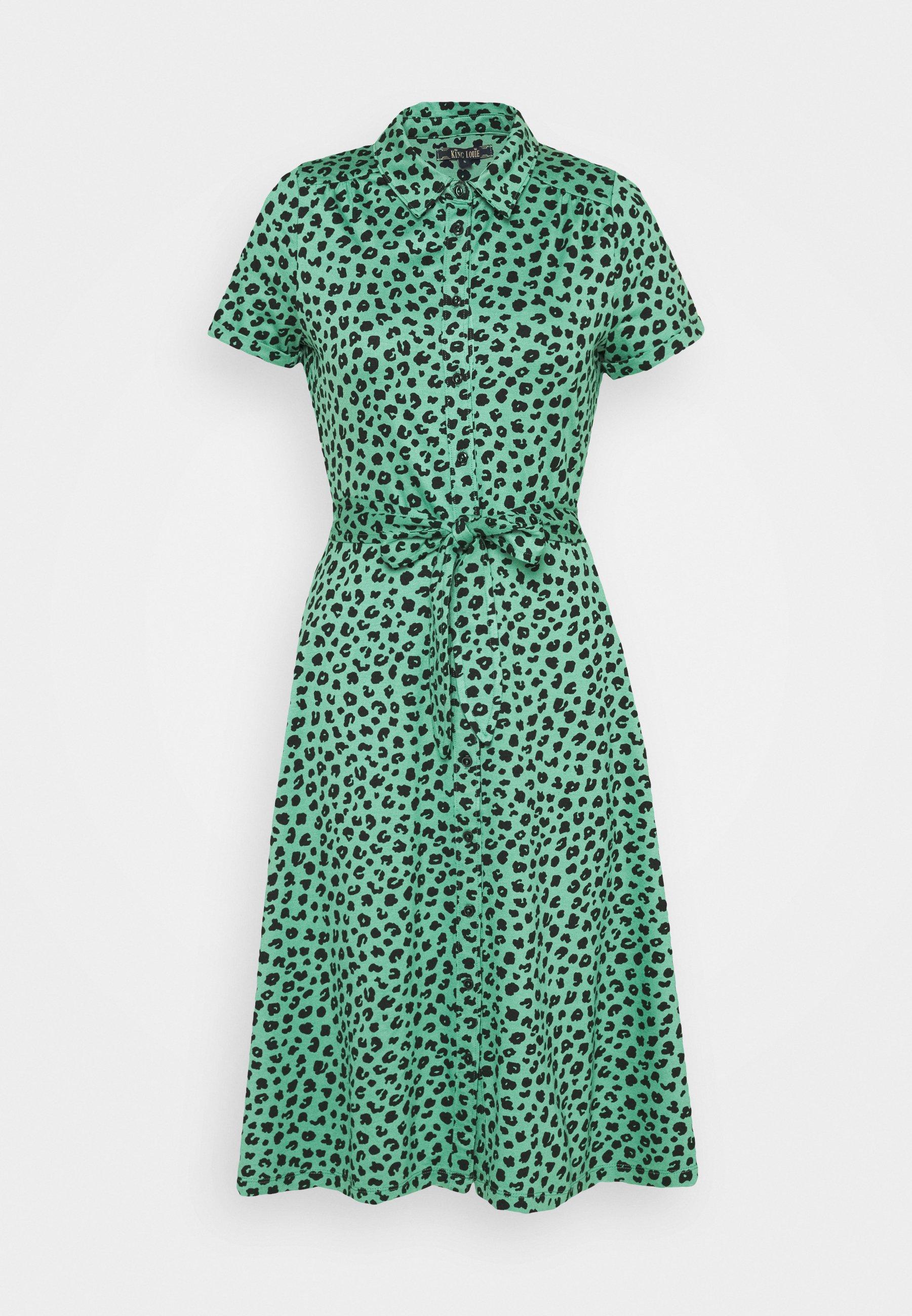 Women DRESS BOBCAT - Jersey dress