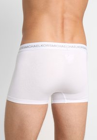 Michael Kors - SUPREME TOUCH TRUNK 3 PACK - Pants - white - 2