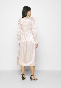 Love Copenhagen - LCTUSMA DRESS - Cocktail dress / Party dress - eggnog - 2