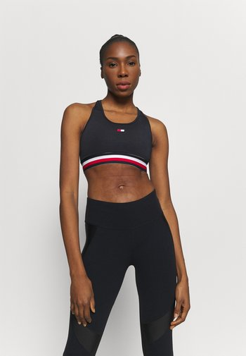 LOW SUPPORT STRAPPY BRA
