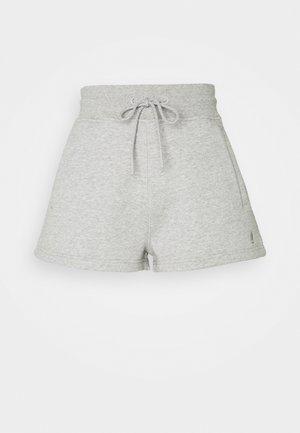 HEAVEN - Pantalón corto de deporte - silver marl
