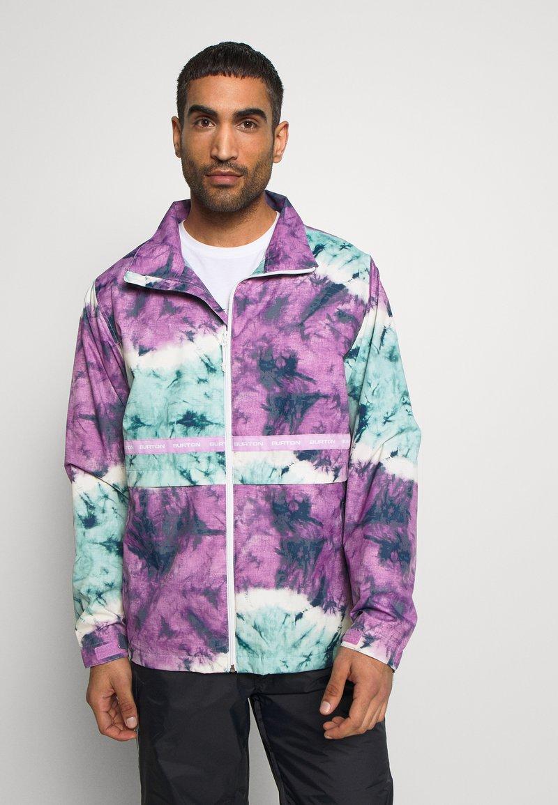 Burton - MEN'S MELTER JACKET - Snowboardová bunda - ether blue